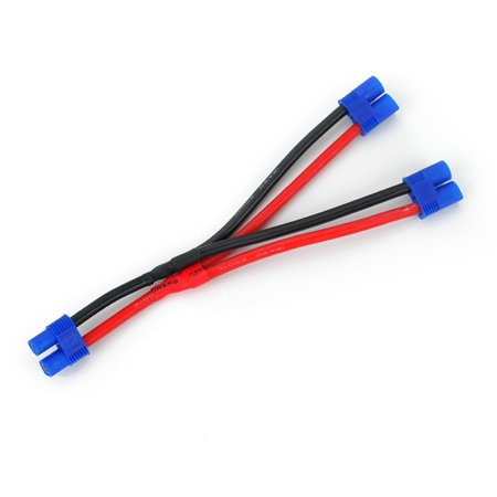 e-flite AEC307 EC3 Battery Parallel Y-Harness 13AWG