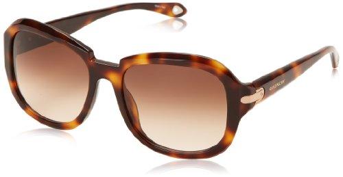 Givenchy-Womens-SGV884M-9AJ-Square-Sunglasses