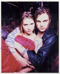 Signed Romeo & Juliet (Leonardo DiCaprio / Claire Danes ...