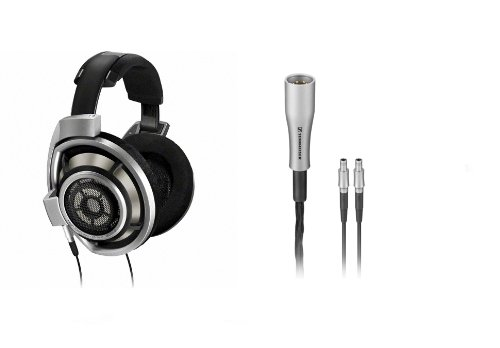 Sennheiser Hd800 And Ch800S Headphones And Cable Package