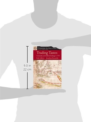 Trading Tastes:Commodity and Cultural Exchange to 1750 (Connections: Key Themes in World History)