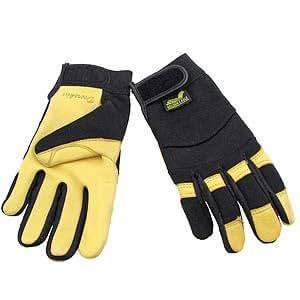 Golden Eagle Mechanics Glove-Deerskin