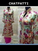 KHAZANAKART FASHION WOMENS MULTICOLOR SILK EXCLUSIVE DESIGNER DRESS MATERIALS