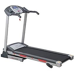 Sunny Health & Fitness SF-T7603 Motorized Treadmill, Grey