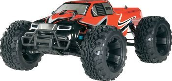 Reely01:10 Electric monster truck model car Titanium4WDEM-04MTKitn/a