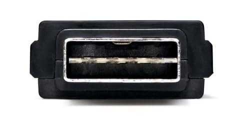 BUFFALO USB2.0用 どっちもUSBメモリー 16GB ブラック RUF2-K16GR-BK