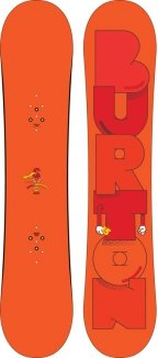 Burton Super Hero Smalls Kinder Snowboard no color, Skilänge:130cm
