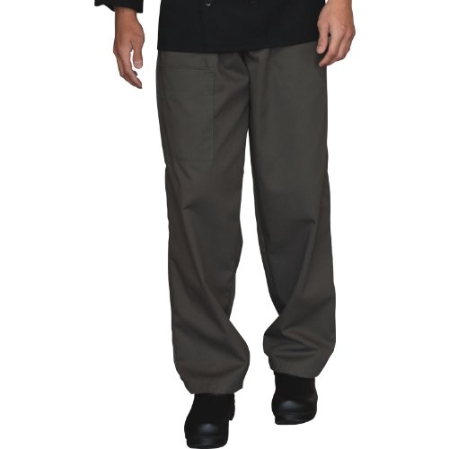 Uncommon Threads Cargo Chef Pant in Black – X-Large