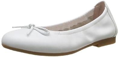 Unisa CRESY_14_CP COW PLUS Mädchen Ballerinas, Weiß (White), EU 29