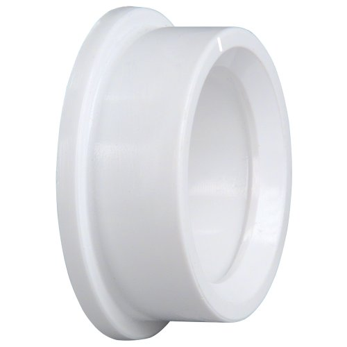 NIBCO 4801-2-F Series PVC DWV Pipe Fitting, Bushing, 2