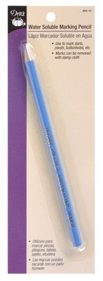 Water Soluble Marking Pencil by Dritz