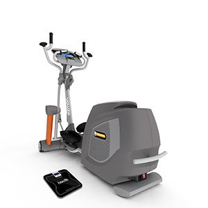 Yowza Fitness Navarre Elite CardioSure Elliptical Trainer