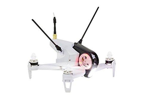 Walkera-15004460-FPV-Racing-Quadrocopter-Rodeo-150-RTF-Drohne-mit-HD-Kamera-Monitor-Akku-Ladegert-und-Devo-7-Fernsteuerung-wei