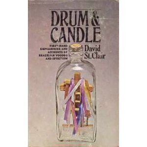 Drum and Candle., David. St. Clair