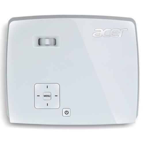 Imagen de Sr. Acer.JGN11.008 K132 proyector DLP listo 3D portátil (blanco)