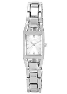 Anne Klein Women's 106419SVSV Silver-Tone Dress Watch