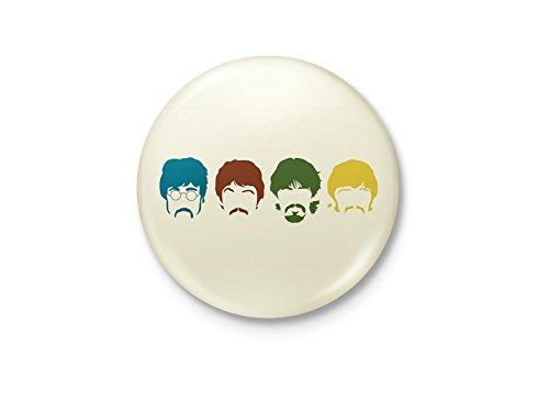 Alter Ego Beatles Minimalist Badge