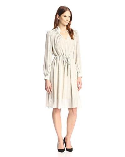 byTiMo Women's Long Sleeve Stripe Dress