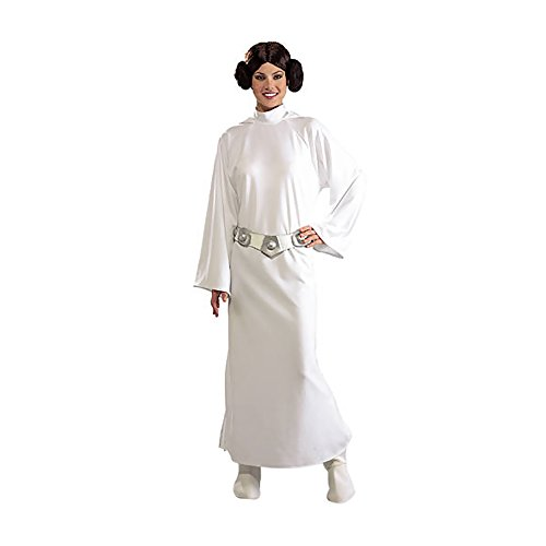 shindigz Halloween Festival Princess Leia Deluxe Adult Costume