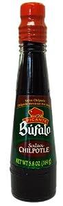 Picante Bufalo Salsa Chipotle 5.8 oz (8 pack)