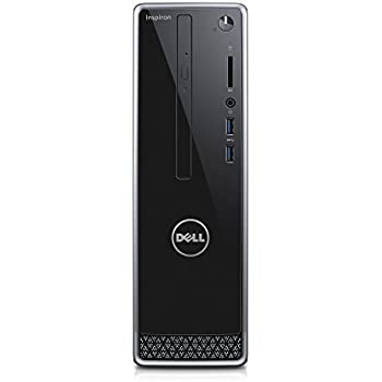 Dell Inspiron 3000 Series Small Desktop with Intel Quad Core i5 6G / 8GB / 1TB / Win 7 Pro