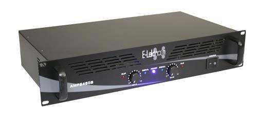E-Lektron AMP2-480 DJ PA VERSTÄRKER 19