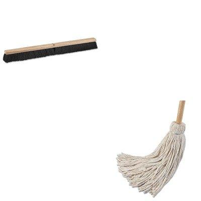 Wooden Floor Mop front-485266