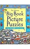 Kamini Khanduri The Usborne Big Book of Picture Puzzles (Great Searches New Format)