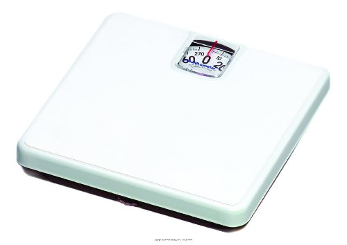 Cheap Health o meter Mechanical Floor Scale, Floor Scale Dial 270Lbs, (1 EACH, 1 EACH) (UHS-HLM100LB-1EACH)
