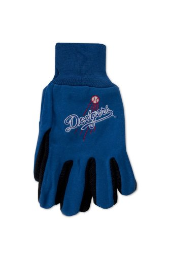 MLB Los Angeles Dodgers Two-Tone Gloves at Amazon.com