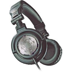 Denon Professional DJ Headphones w/Swivel ear cups for ease of one-ear monitoring