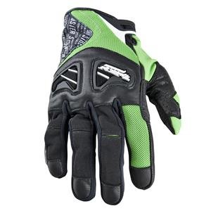 Speed and Strength Run With The Bulls Gloves - X-Large/Green