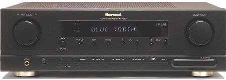 Sherwood America 2.1 Stereo Receiver With Virtual Surround Multiple Dolby Virtual Surround Modes