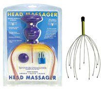 Heavens Therapy Motorized Head Wizard and Scalp Massager