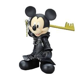 Kingdom Hearts: 'King' Mickey Mouse Action Figure