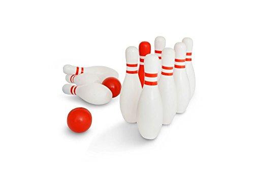Buiten Speel y Bowling (rojo / blanco) [Importado de Inglaterra]