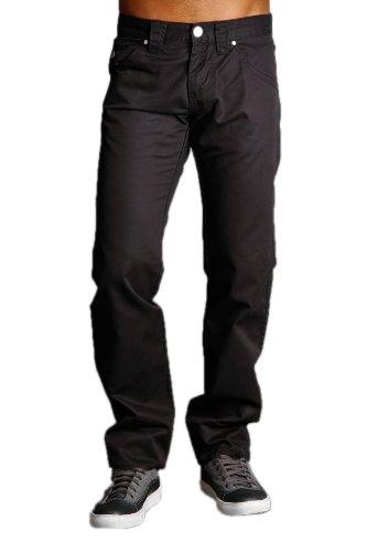 Energie 9e9900_ca9031_02l Loose Black Man Trousers Men - 28