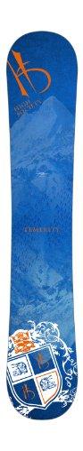High Society Men's Temerity 151 Snowboard, 28.8 x 24.5 x 28.8cm earth 2 society vol 4 life after death