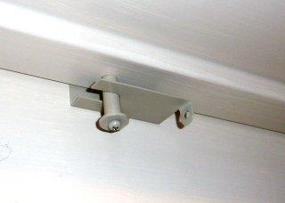 GlideLok Metal Door Top Safety Lock - 3 pack (Metal Cabinet Door Locks compare prices)