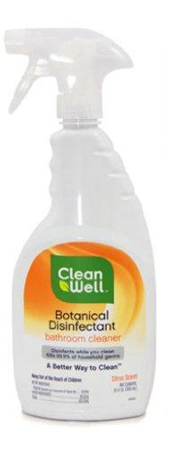 Botanical Disinfectant Bathroom Cleaner Citrus Scent 26