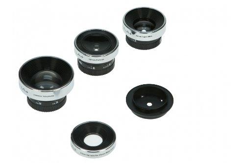 Lomography Nikon SLR Adaptor Lens Bundle