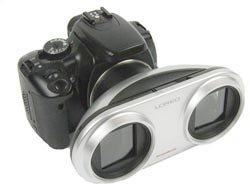 3D Lens for Nikon Digital Camera