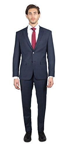 Alain-Dupetit-Mens-Two-Button-TR-Blend-Suit-in-Many-Colors