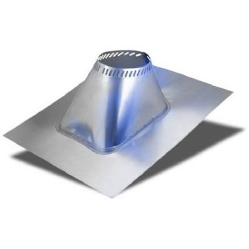 Selkirk Metalbestos 8T-AF6 8-Inch Stainless Steel Adjustable Flashing (Stainless Steel Flashing compare prices)