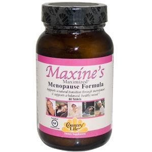 Maxine's Menopause Formula by Country Life - 60 Tablets ( Multi-Pack)