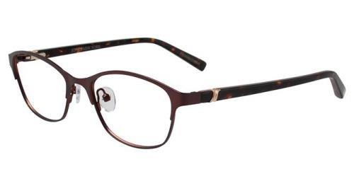 JONES NEW YORK Eyeglasses J138 Brown 48MM (Jones New York 138 compare prices)