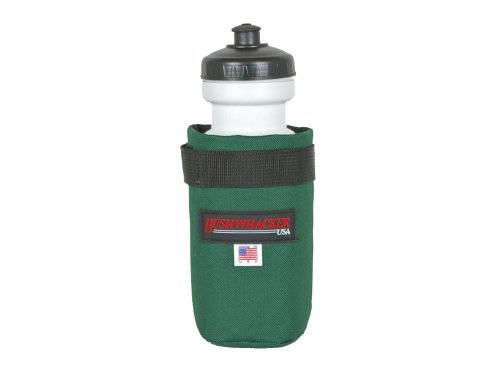 Bushwhacker Shasta Green Insulated Bike Water Bottle Holder W