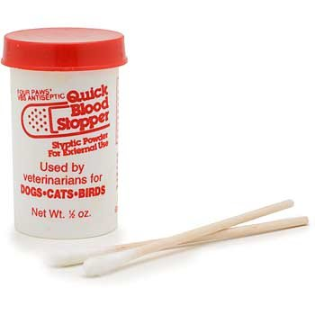 Four Paws Quick Blood Stopper Styptic Powder