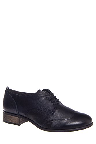 Beryl Low Heel Oxford