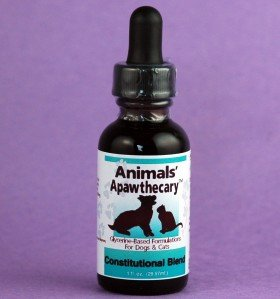 Animals Apawthecary Constitutional Blend from Animals Apawthecary